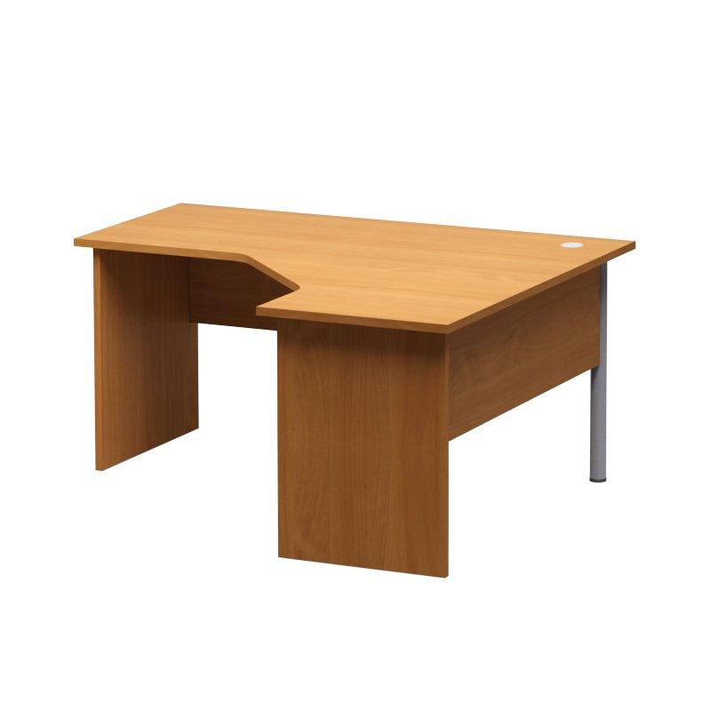 Стол угловой правый (750х1600х1400).